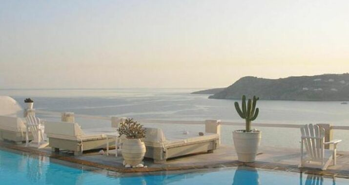 Greco Philia Luxury Suites & Villas, Elia Beach (1)