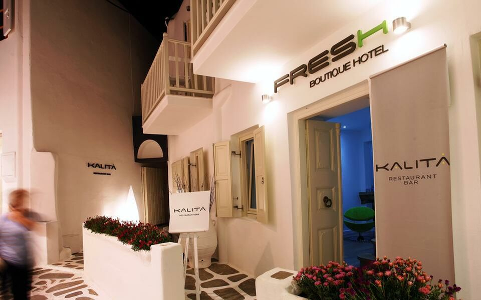 Fresh Boutique Hotel, Mykonos, Mykonos City (1)