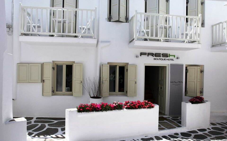 Fresh Boutique Hotel, Mykonos, Mykonos City (2)