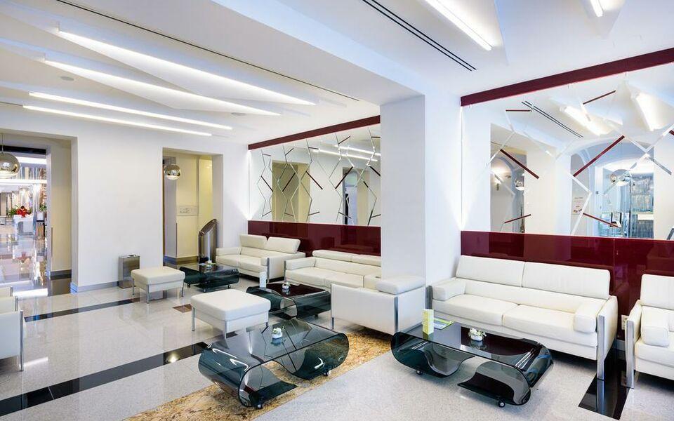 Yasmin hotel a design boutique hotel prague czech republic for Hotel design pragues