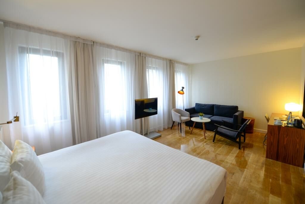 Room mate kerem boutique hotel spa istanbul turquie for Boutique hotel turquie