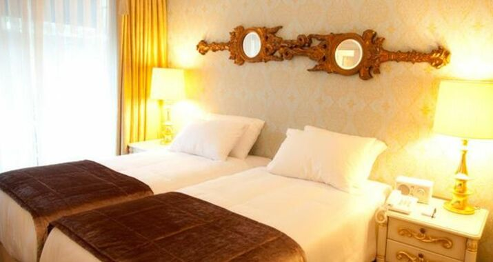 Hypnos design hotel istanbul t rkei for Designhotel istanbul