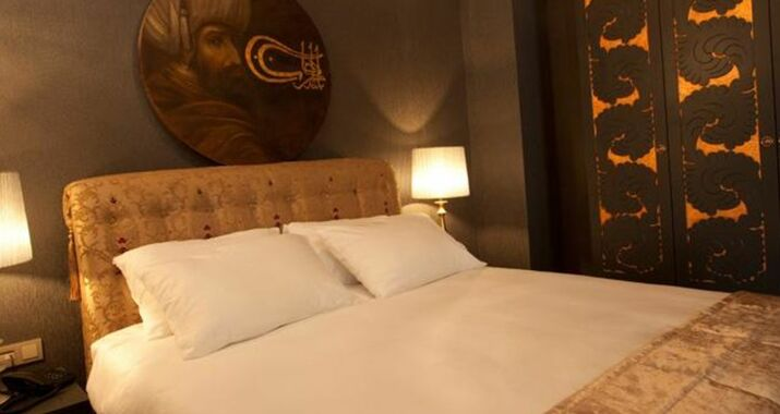 Hypnos design hotel istanbul t rkei for Decor hotel istanbul