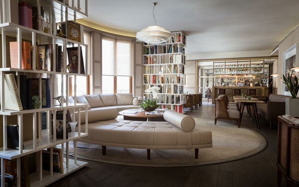 The stay nisantasi a design boutique hotel istanbul turkey for Decor hotel istanbul