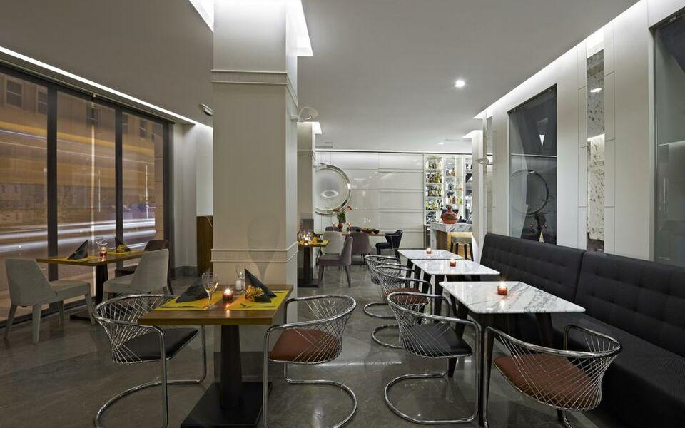 Senator hotel taksim a design boutique hotel istanbul turkey for Hotel istanbul design