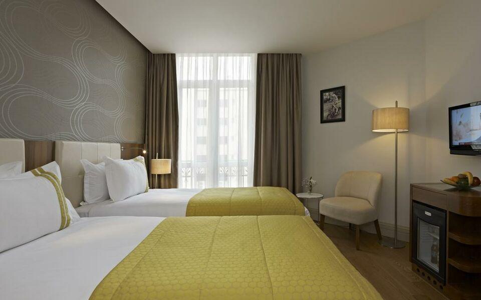 Senator hotel taksim a design boutique hotel istanbul turkey for Decor hotel istanbul