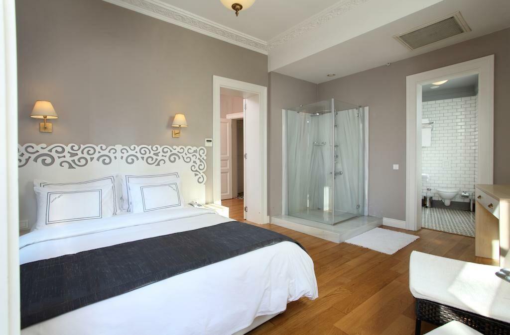 Odda hotel istanbul t rkei for Dekor hotel laleli