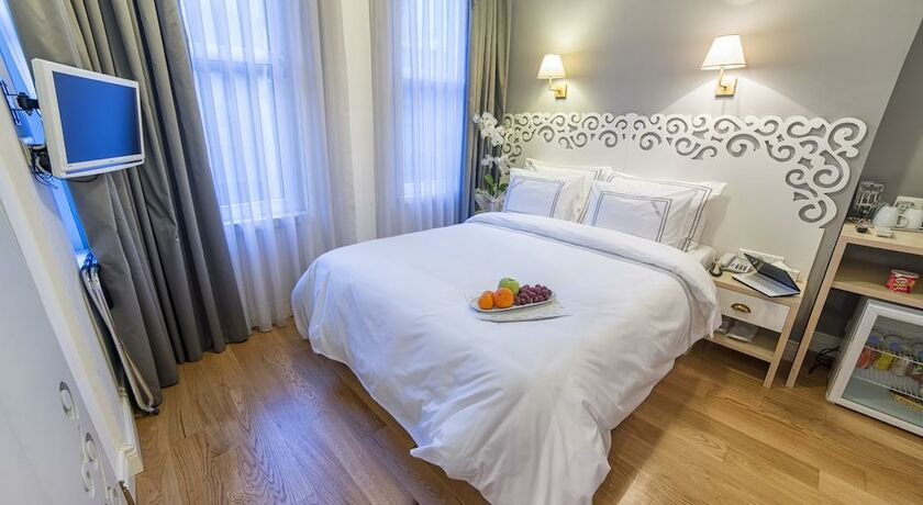 Odda hotel istanbul turquie my boutique hotel - Chambre double standard ...
