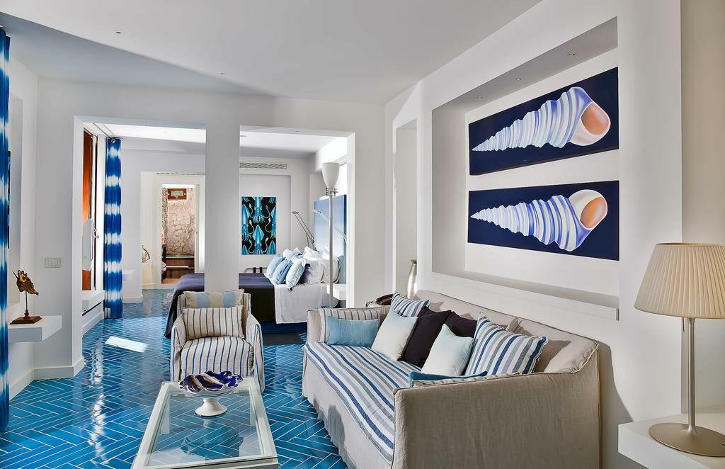 Capo la gala hotel spa vico equense italia - Suite con piscina privata ...