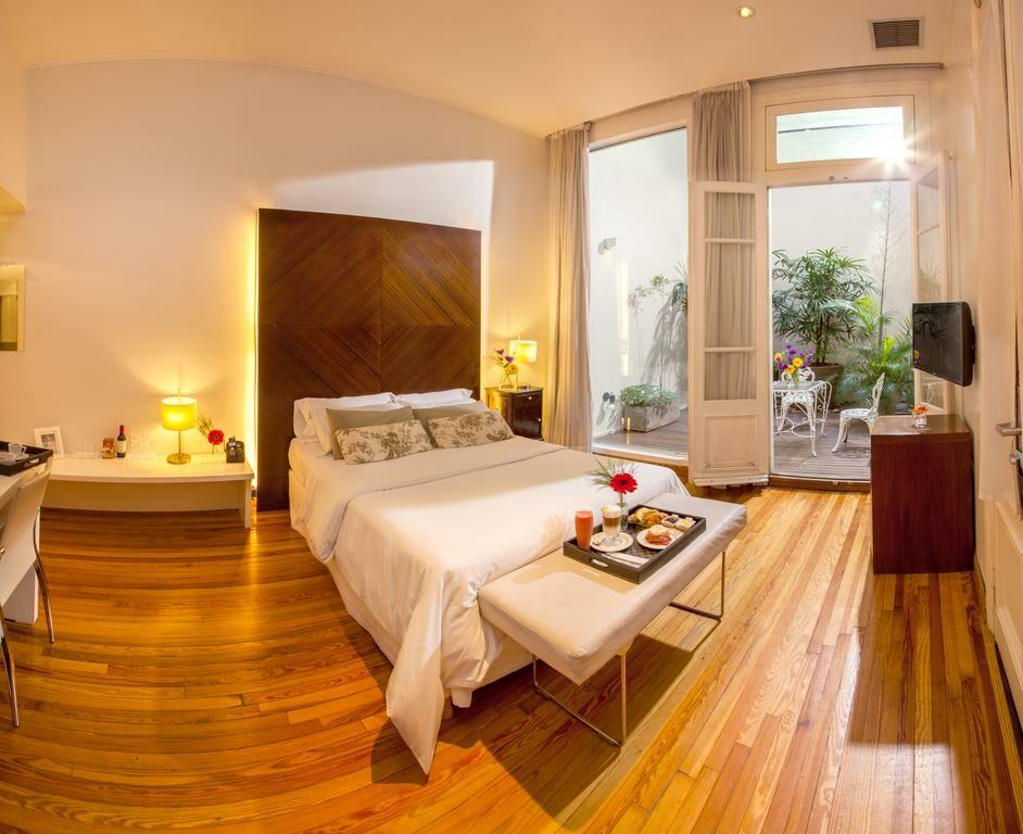 Soho Grand Hotel Room Size