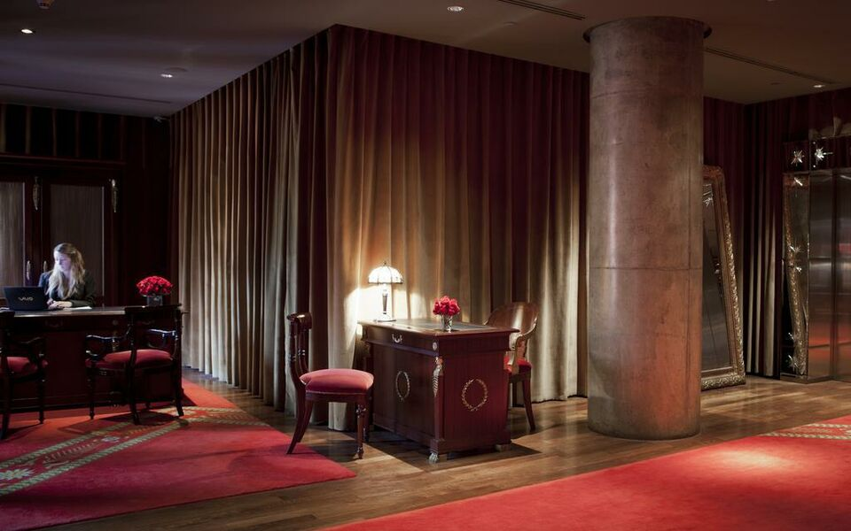 Faena Hotel Universe Spa Buenos Aires