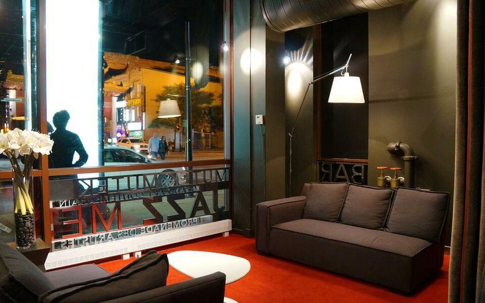 Hotel zero 1 montreal montr al canada my boutique hotel for Hotel boutique montreal