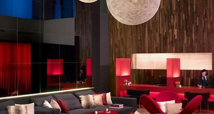W montreal a design boutique hotel montr al canada for Hotel design montreal