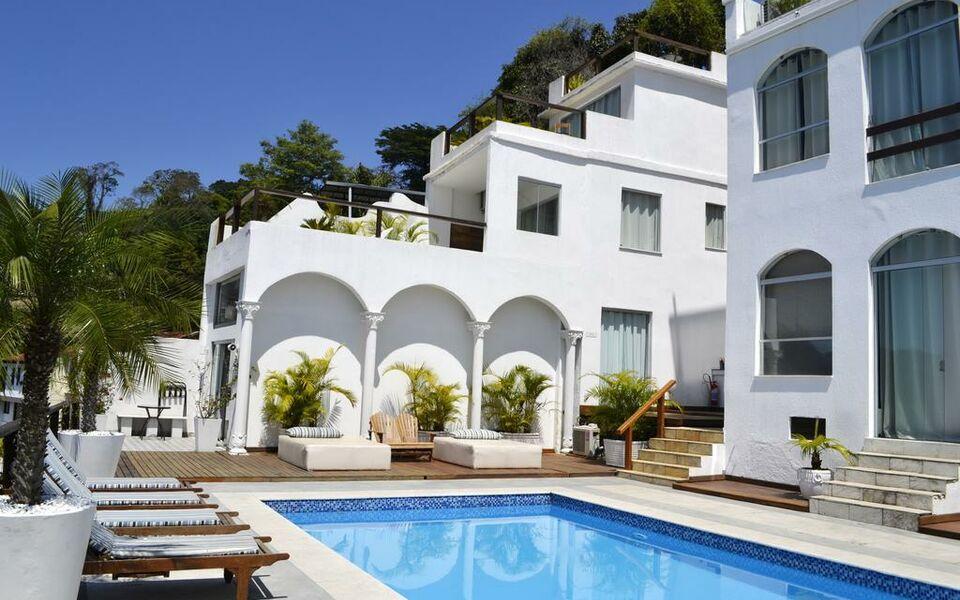 the villa rio a design boutique hotel rio de janeiro brazil. Black Bedroom Furniture Sets. Home Design Ideas