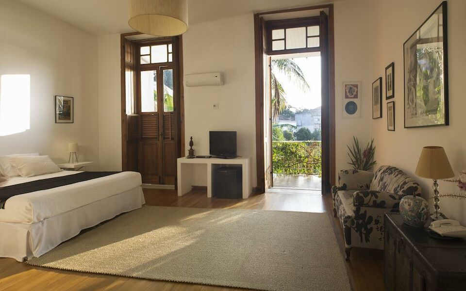 mama ruisa boutique hotel rio de janeiro brasilien. Black Bedroom Furniture Sets. Home Design Ideas