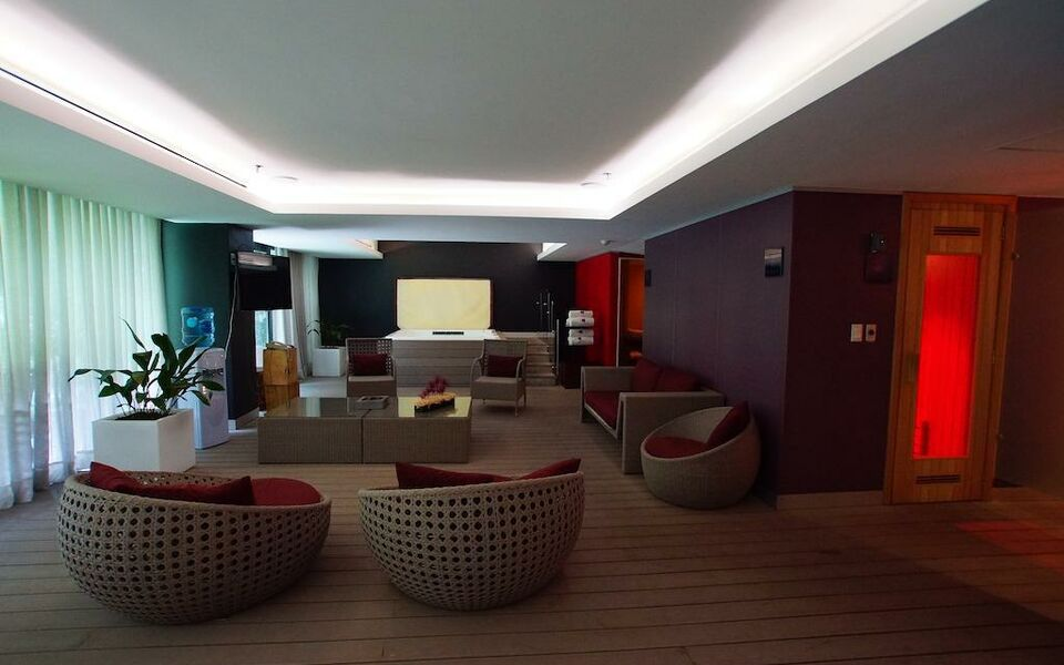Las Suites Campos Eliseos, Mexico city (2)