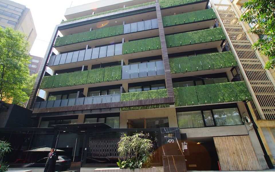 Las Suites Campos Eliseos, Mexico city (3)
