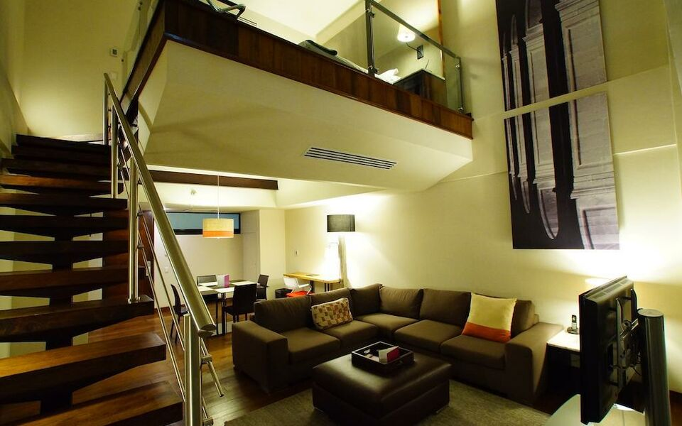 Las Suites Campos Eliseos, Mexico city (6)
