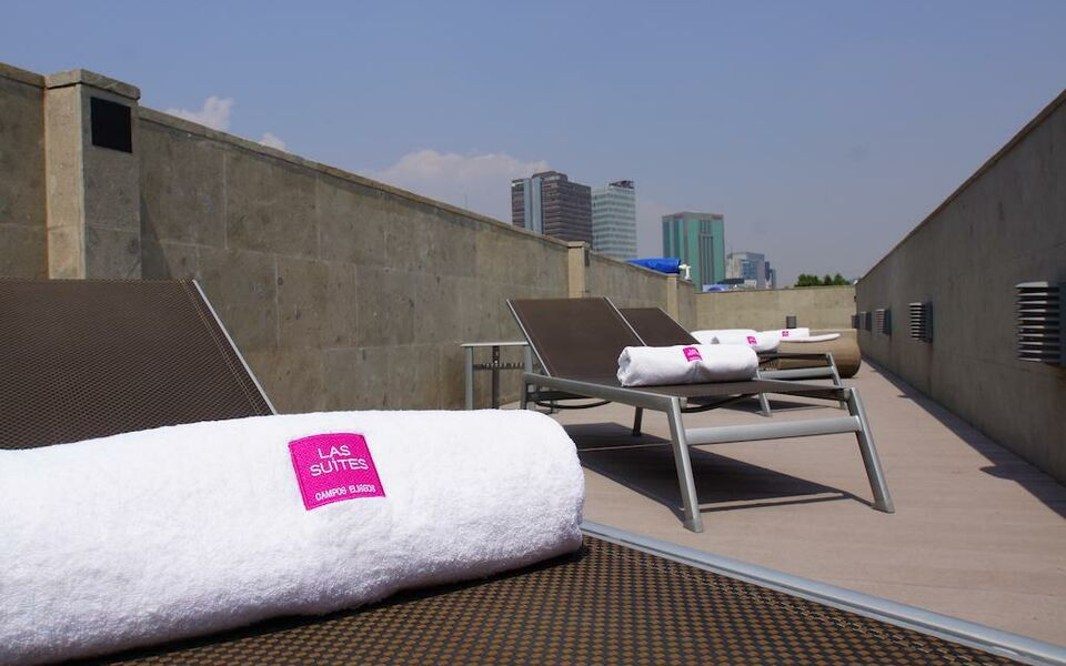 Las Suites Campos Eliseos, Mexico city (9)