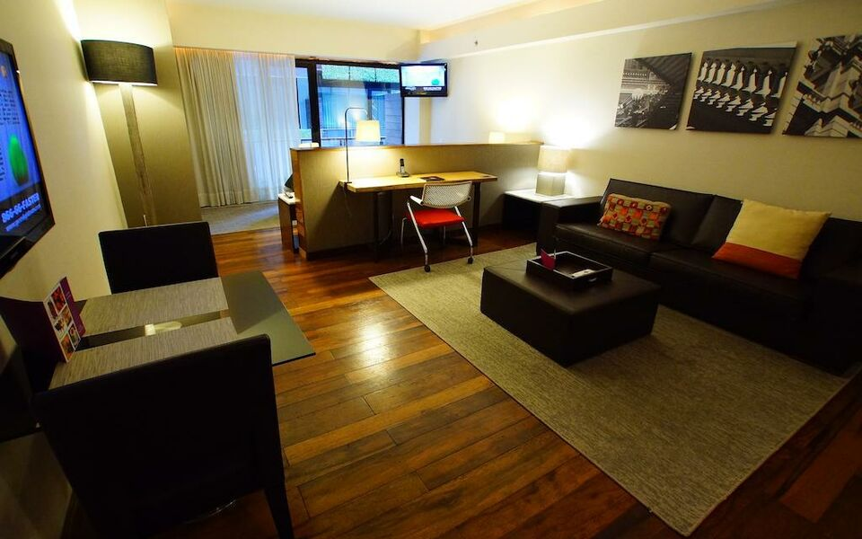 Las Suites Campos Eliseos, Mexico city (11)