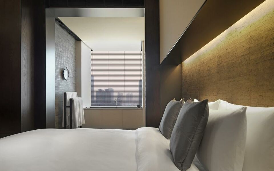 The Puli Hotel And Spa, Shanghai (1)