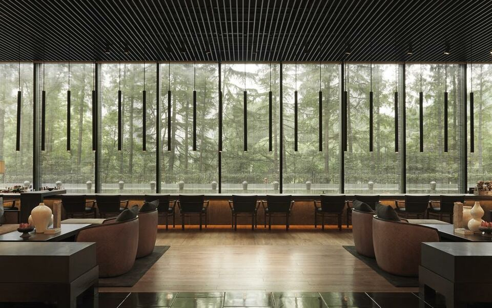 The Puli Hotel And Spa, Shanghai (2)