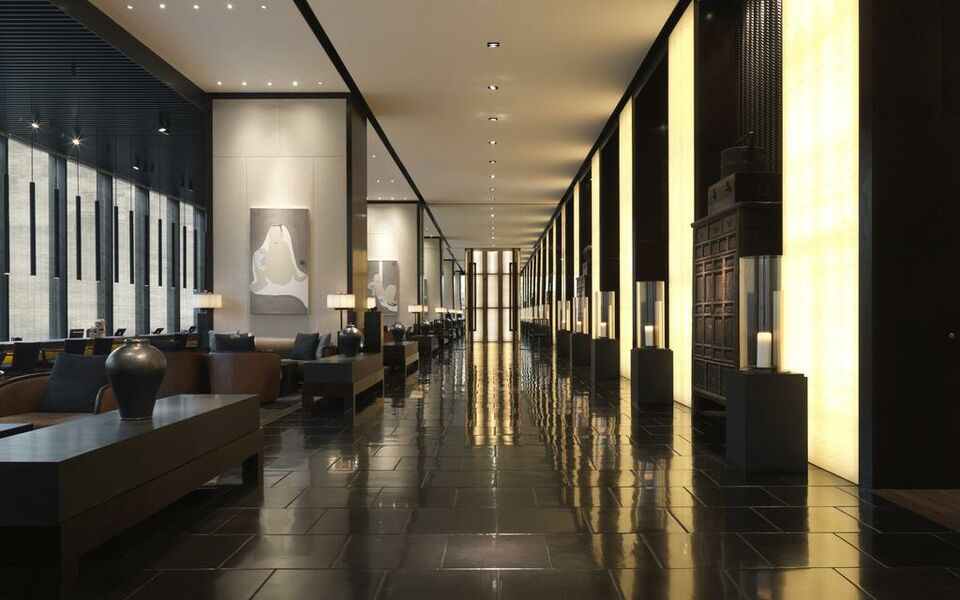 The Puli Hotel And Spa A Design Boutique Hotel Shanghai