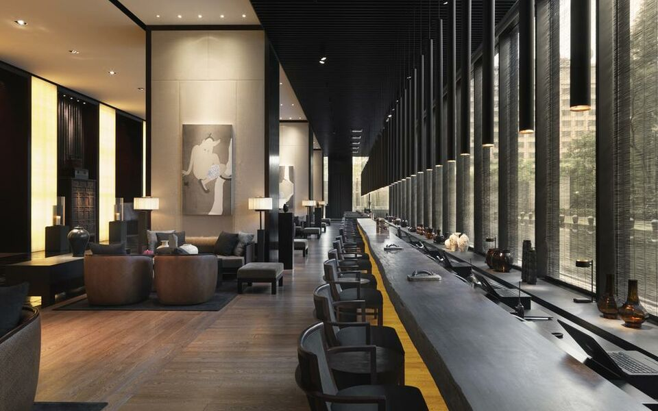 The Puli Hotel And Spa, Shanghai (15)