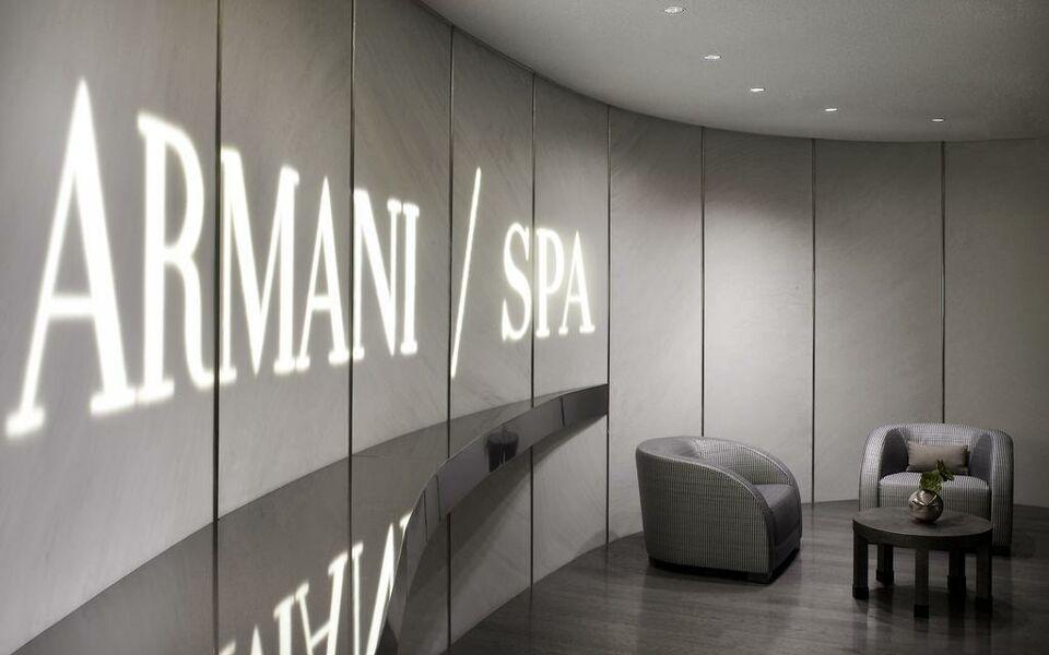 Armani hotel dubai a design boutique hotel dubai united for Boutique spa dubai