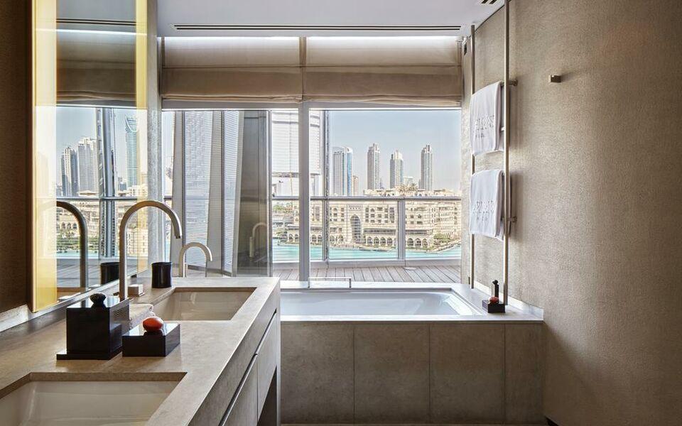 Armani Hotel Dubai A Design Boutique Hotel Dubai United