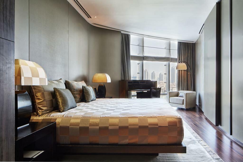 Armani hotel dubai a design boutique hotel dubai united for Design hotel dubai