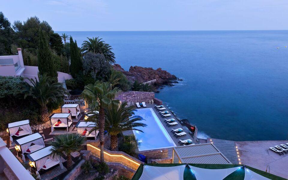 Tiara Miramar Beach Hotel And Spa Theoule Sur Mer France