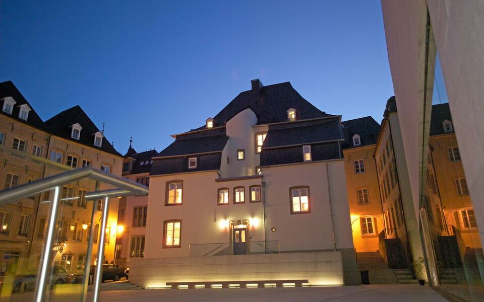 Hotel Parc Beaux Arts, Luxembourg (4)