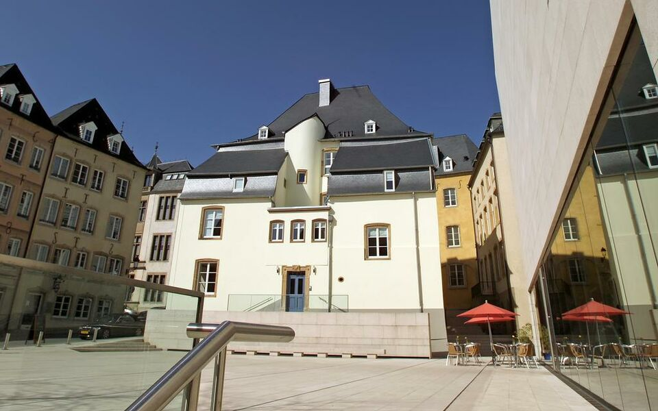 Hotel Parc Beaux Arts, Luxembourg (5)