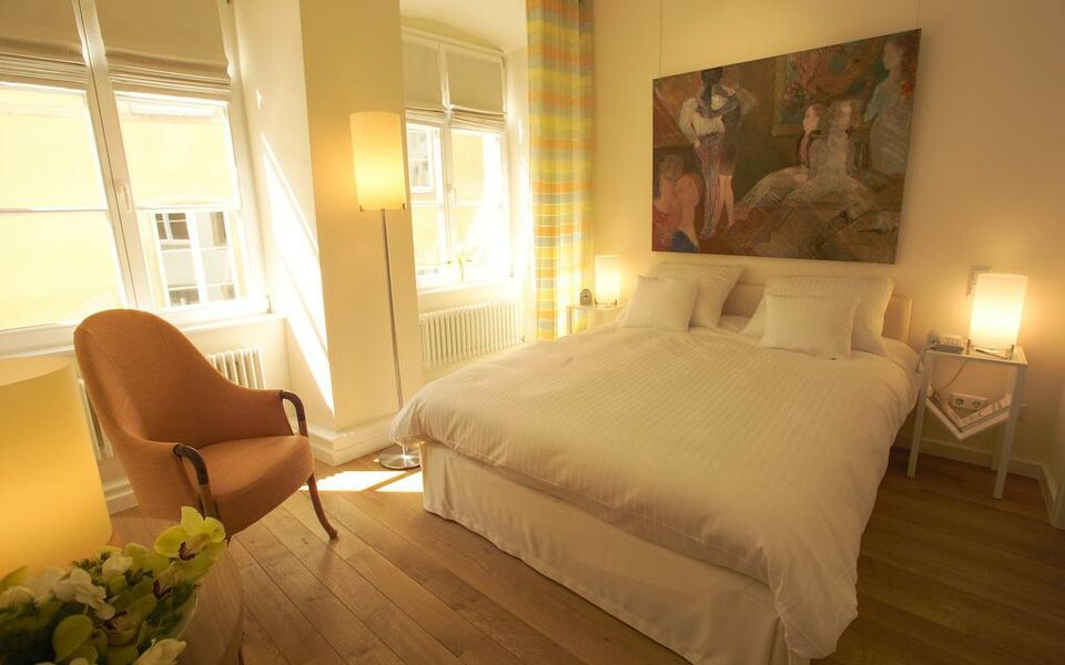 Hotel Parc Beaux Arts, Luxembourg (6)