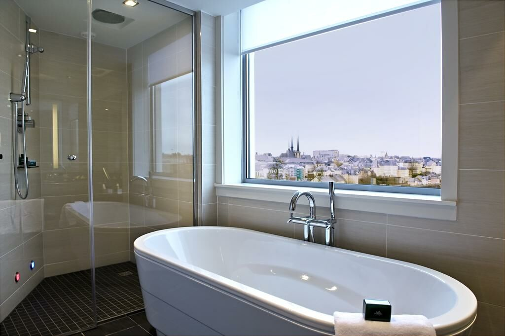 Sofitel luxembourg le grand ducal a design boutique hotel for Designhotel luxemburg