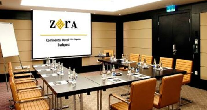 Continental hotel budapest budapest hongrie my for Boutique hotel zara budapest