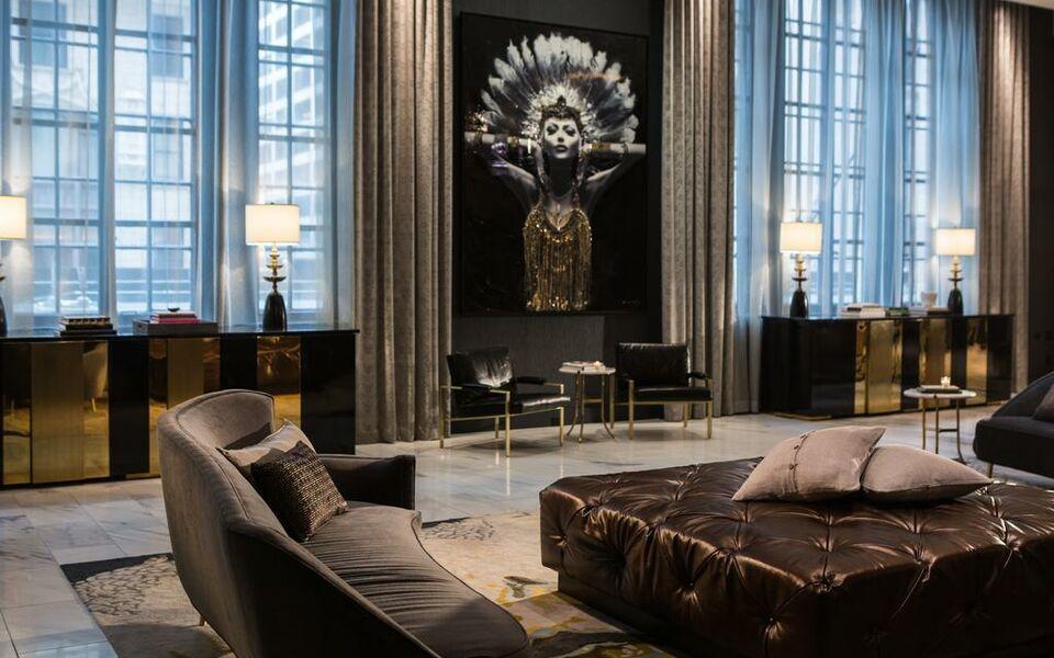 Kimpton hotel allegro a design boutique hotel chicago u s a for Kimpton hotel decor