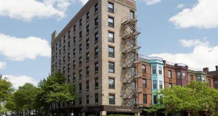 Chandler inn hotel a design boutique hotel boston u s a for Historic hotels in boston