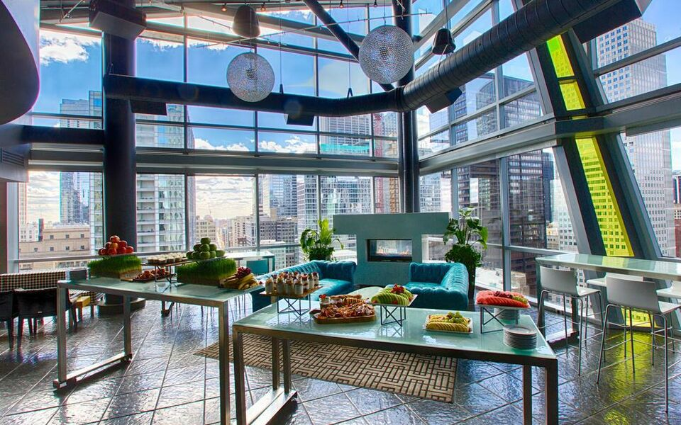TheWit Chicago, A DoubleTree By Hilton Hotel, Chicago, Heart Of Chicago (11