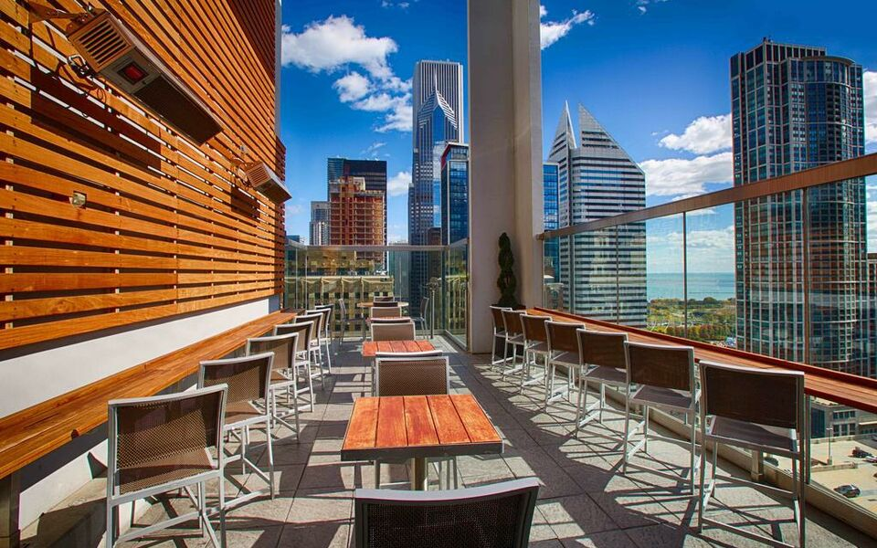 theWit Chicago, A DoubleTree by Hilton Hotel, Chicago, Heart of Chicago (14)
