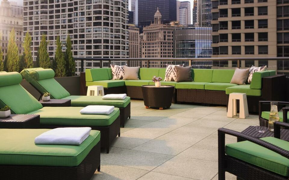 Palomar Chicago, a Kimpton Hotel, Chicago, Heart of Chicago (3)