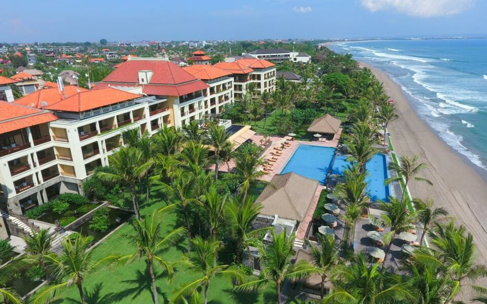 Exterior: The Legian Bali, A Design Boutique Hotel Seminyak, Indonesia