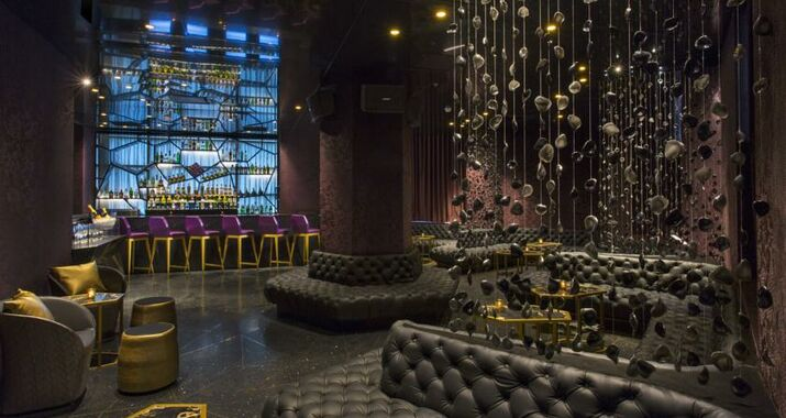 W bogota a design boutique hotel bogota colombia for Hotel design 100 bogota