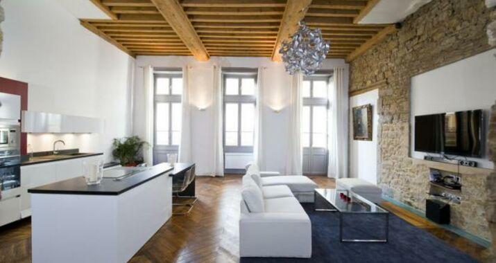 Apt bellecour lyon france my boutique hotel for Design boutique hotel lyon