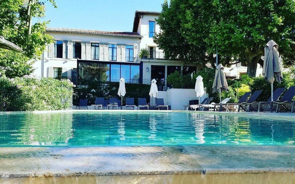 Les lodges sainte victoire spa a design boutique hotel for Hotel design provence