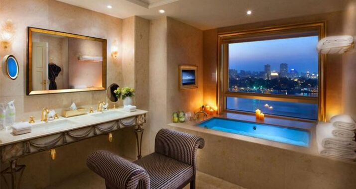 Kempinski nile hotel cairo cairo gypte my boutique hotel for Beautiful small hotels