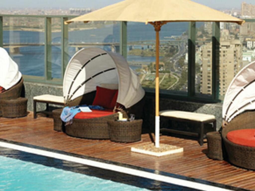 Fairmont Nile City A Design Boutique Hotel Cairo Egypt