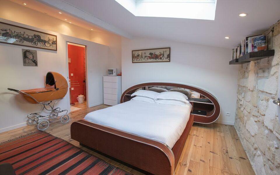 Une chambre chez dupont bordeaux frankreich for Une chambre en ville bordeaux