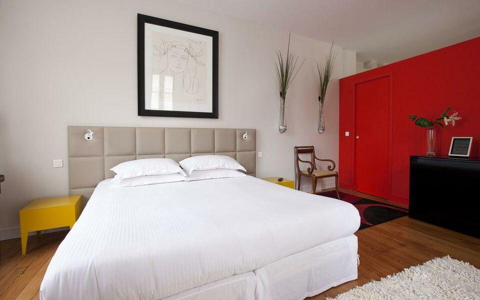 Une chambre chez dupont bordeaux francia for Bordeaux une chambre en ville